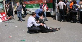 Взрывы в Днепропетровске