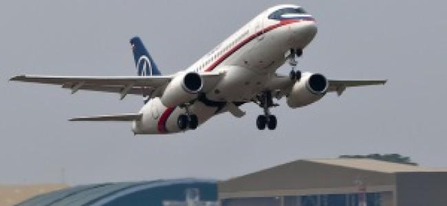 Катастрофа SuperJet-100