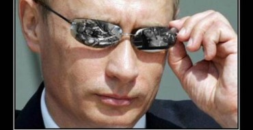 Владимир Путин — самый богатый раб в мире