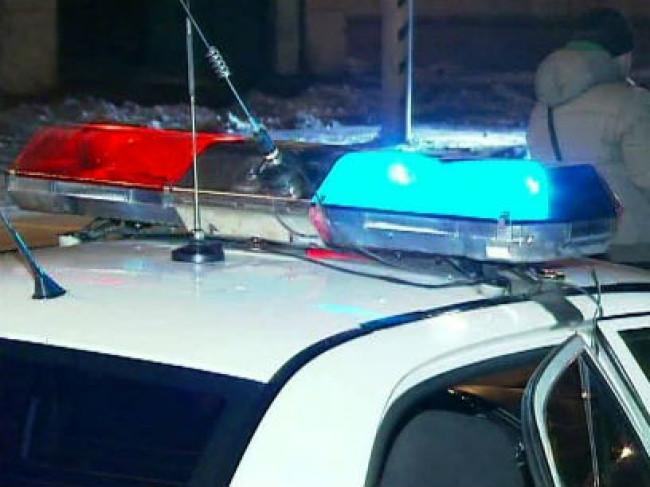 ДТП с участием сотрудников полиции