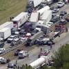 Крупная авария в США