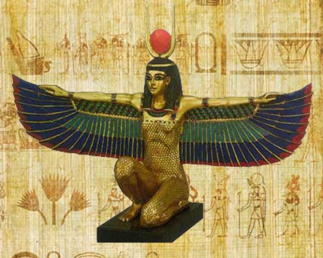 Представление о бессмертии у древних египтян