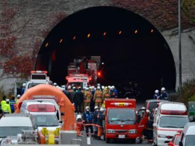 Трагедия в японском тоннеле