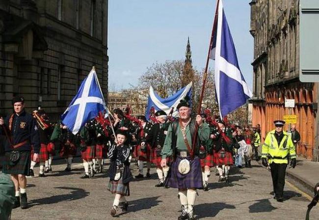 Шотландцы хотят независимости