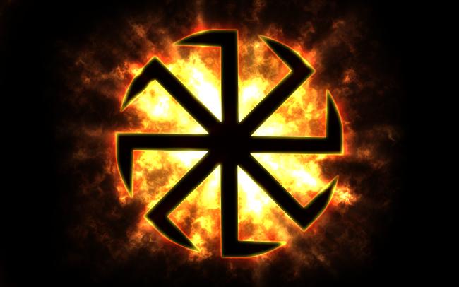 Коловрат признали нацистским символом