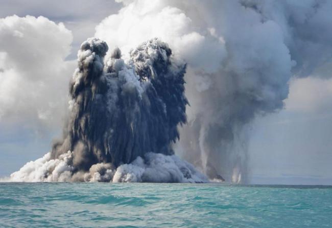 Найденный недавно вулкан может уничтожить Землю
