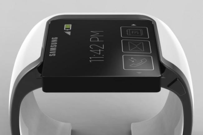 Samsung заявил о разработке новых электронных часов