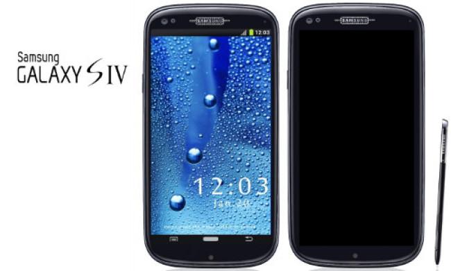 Новый Galaxy S IV от Samsung  Galaxy S IV