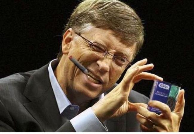 Билл Гейтс  взялся за разработку инновационных презервативов.