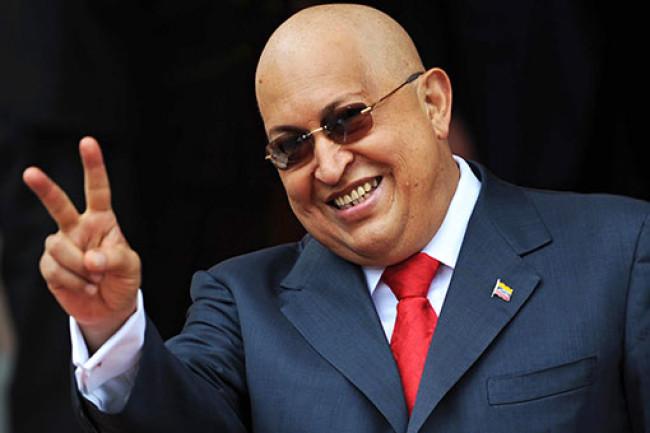 Вчера скончался президент Венесуэлы Уго Чавес