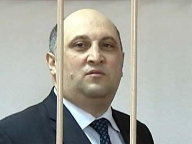 Арестован Арнольд Шалмуев