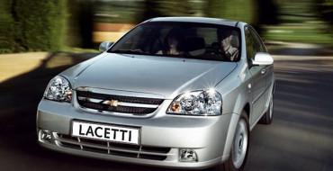 Chevrolet Lacetti Sedan – покоритель городских дорог