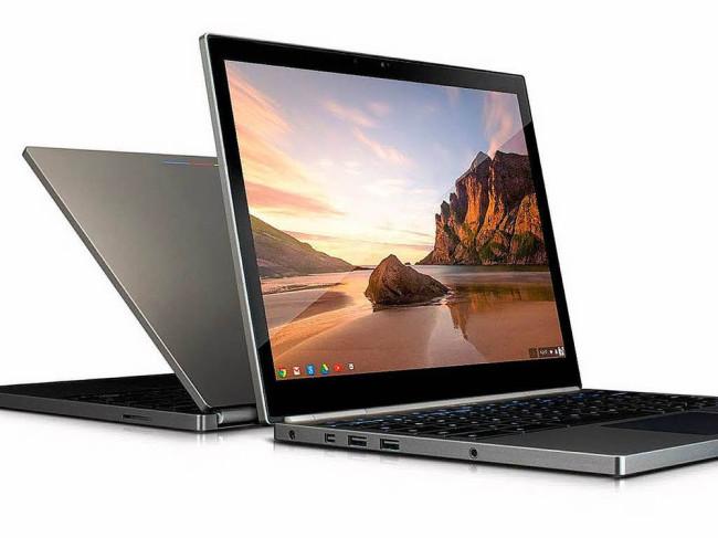 Chromebook Pixel разрабатывался на Тайване