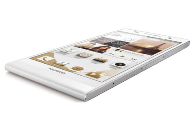 Huawei анонсировала самый тонкий в мире смартфон