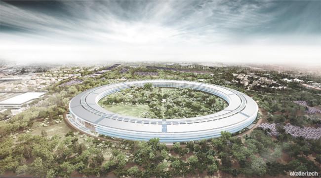 Компания Apple объявила о расширении шатата