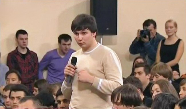 Кавказский нашист стрелял в героя чеченской войны