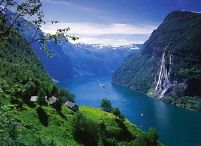 Отдых в Скандинавии