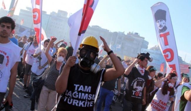 К протестам в Турции присоединились профсоюзы