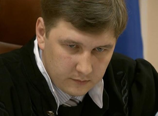 Судья Блинов оказался трусливым гандоном