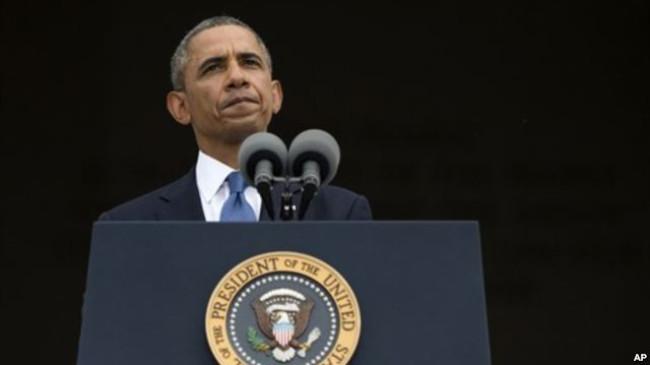Обама нанесет удар по Сирии без санкции Совета Безопасности