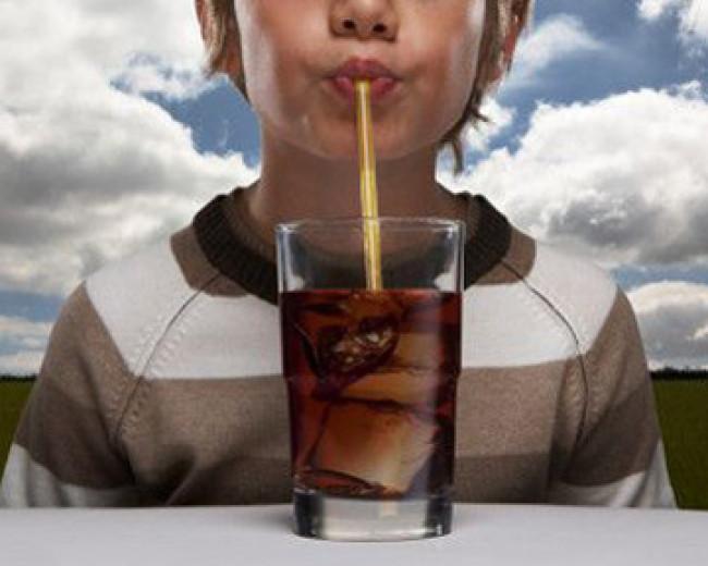 Газированные напитки опасны для детей