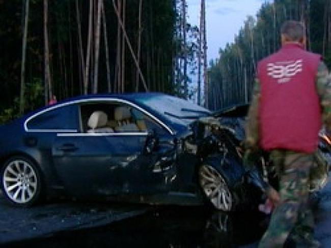 Сергей Черномырдин убил человека на дороге