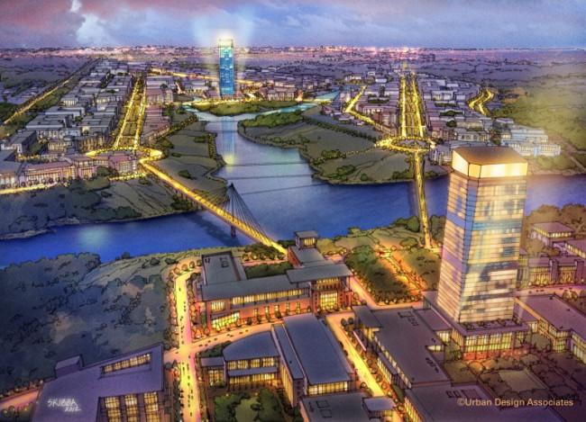 К 2016 году  в Новой Москве начнут строить  элитное жилье