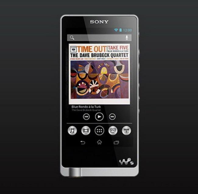 Sony готовит к выпуску новый плеер