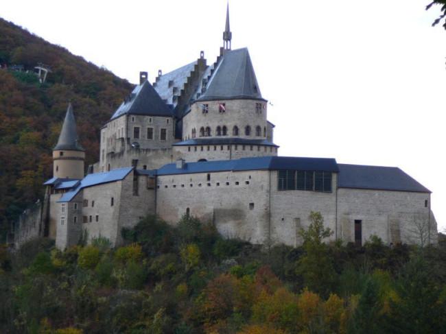 Туры в Вианден, Люксембург