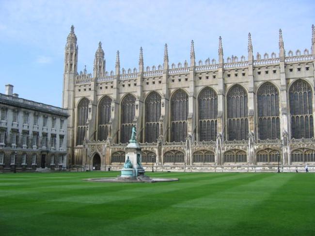 В Кембридже ввели бесплатные курсы украинского языка