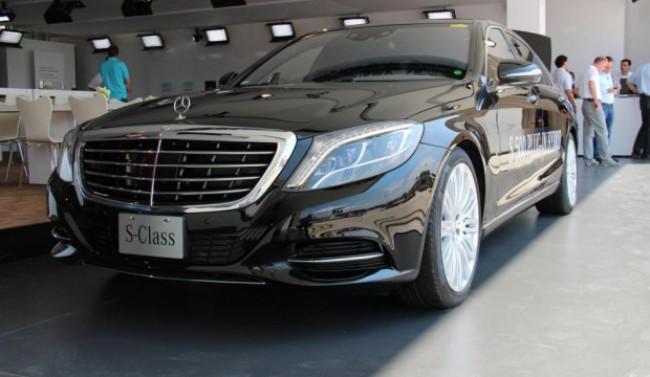 Mercedes-Benz S500 Plug-In Hybrid – комфорт и экономичность будущего