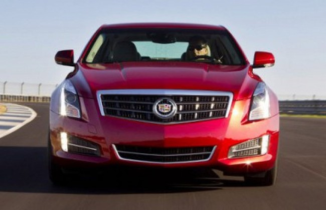 На автосалоне в Детройте покажут новое купе Cadillac ATS