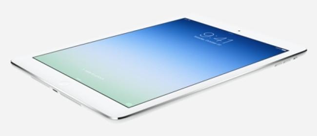 Apple собирается выпустить планшет с 12-дюймовым дисплеем