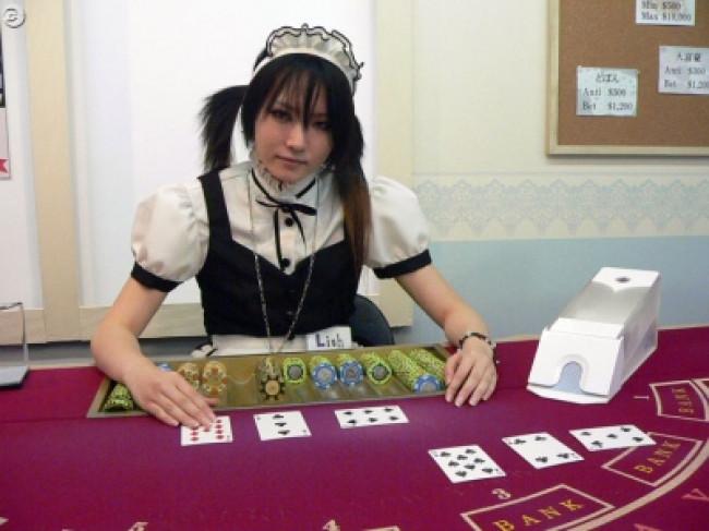Япония собирается легализовать азартные игры