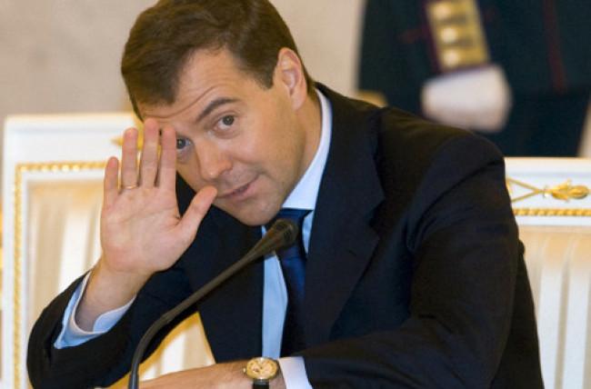 В Кремле готовится отставка Медведева