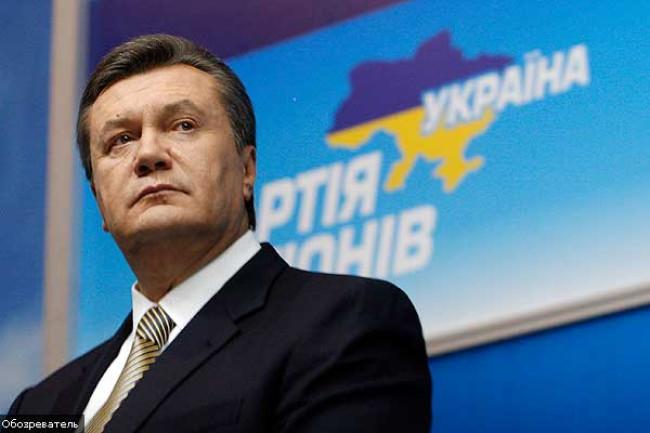 Янукович заявил, что подпишет соглашение с Европой