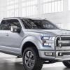 Компания Ford представит в начале следующего года новое поколение своего пикапа