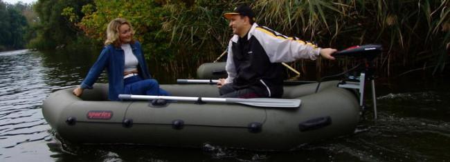 Лодки для рыбной ловли