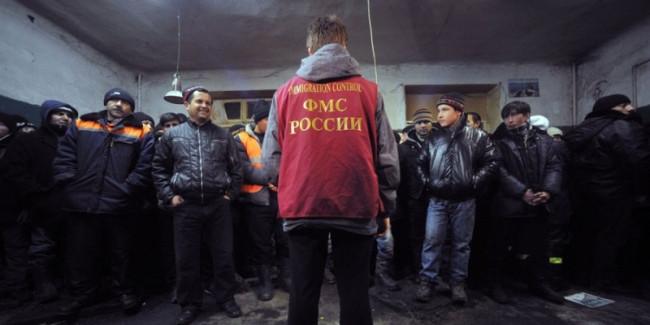 Большинство приезжих граждан в Санкт-Петербурге не работают