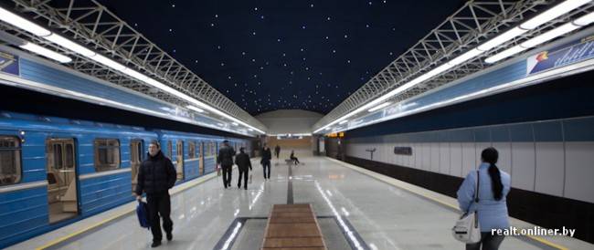 В Минске построят третью линию метро
