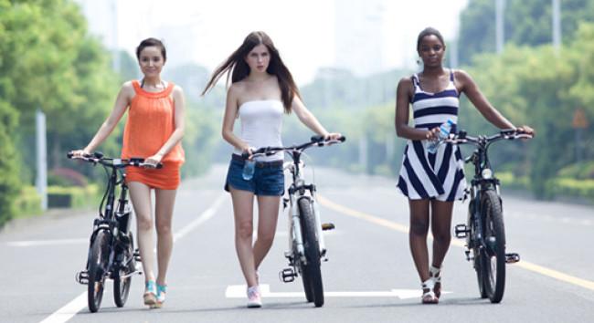 Европа переходит на велосипеды