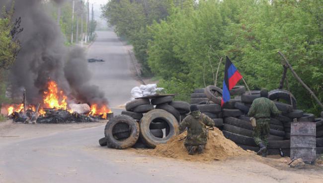 Атака хунты на Славянск захлебнулась