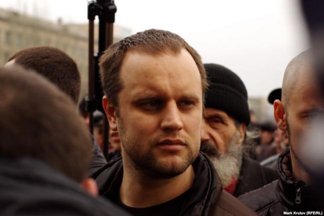 Освобожден народный губернатор Донецка Павел Губарев