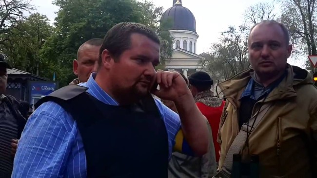 В Одессе ликвидирован  сотник Микола