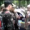 Харьковчане «приветствуют» карателей из Слобожанщины