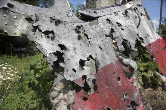 Рейс MH17 был сбит ракетой воздух-воздух