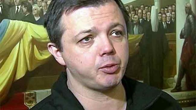 Семенченко — все?