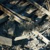 Новый взрыв на железной дороге в Харькове