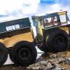 Вездеходы и болотоходы производства «Тром-8». Область применения