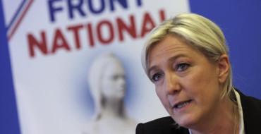 Марин Ле Пен считает, что Крым никогда не был украинским